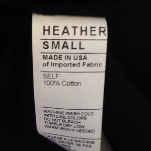 Heather Tops - Heather top